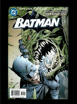 DC 2003 High Grade VF // NM Unlimited Flat Rate Combined Shipping! Batman # 611