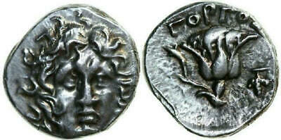 MACEDONIAN KINGDOM Perseus 179 - 168 BC. AR Drachm, 2.81g. Extremely Fine