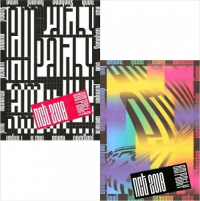"K-POP NCT 2018 1ST ALBUM ""EMPATHY"" REALITY Ver - 1 PHOTOBOOK + 1 CD Free Ship"
