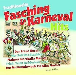 Traditionelle Fasching & Karneval Hits - VARIOUS [CD]