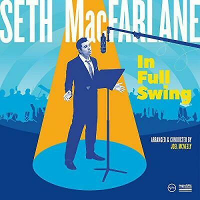 In Full Swing, Seth MacFarlane, Audio CD, New, FREE & Fast Delivery