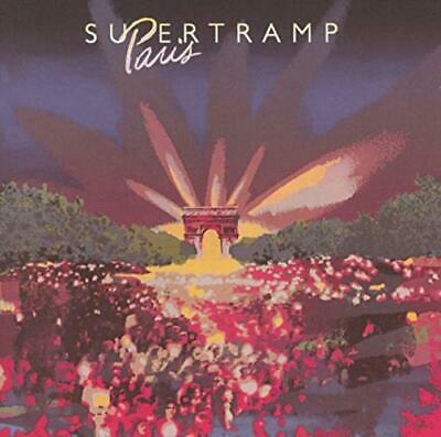 Paris, Supertramp, Audio CD, New, FREE & Fast Delivery