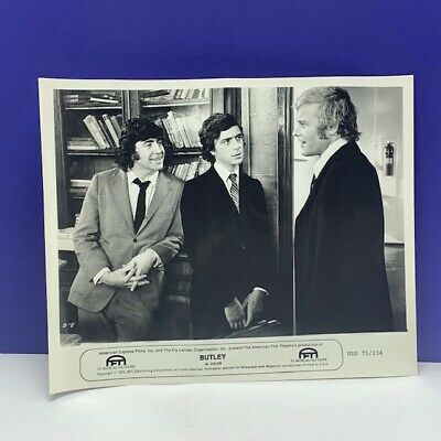 Lobby Card movie theater poster photo vintage Butley Alan Bates 1973 Tandy uk 14