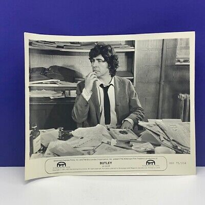 Lobby Card movie theater poster photo vintage Butley Alan Bates 1973 Tandy uk 16