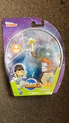 Cosmic Merc Miles From Tomorrowland Mission Force One Action Figure Tomy Disney