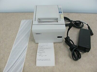 Epson TM-T88IIIP Thermal Receipt Printer M129C w/Parallel Interface