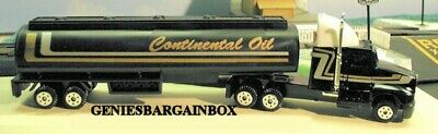 HO 1:87 Scale Continental Oil Big Rig Truck NEW SEALED IHC 1722