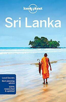 Lonely Planet Sri Lanka (Travel Guide) by Lonely Planet, Stewart, Iain, Ver Berk