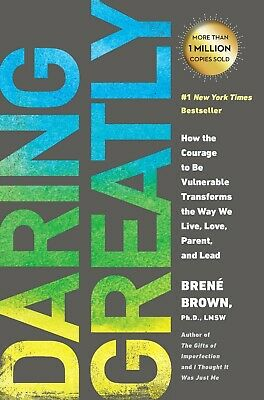 Daring Greatly: How the Courage to Be Vulnerable Trans 📧⚡Email Delivery(10s)⚡📧