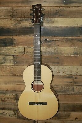 RECORDING KING RP-G6 Single O Parlor Acoustic Guitar- RETURN #R244