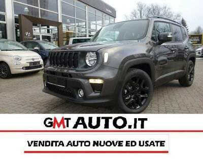 "JEEP Renegade 1.3 MY19 DDCT Night Eagle Navi 8.4"" - Function P."