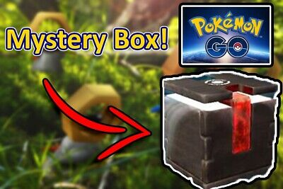 Pokemon GO Mystery Box