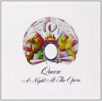 A Night At The Opera (2011 Remaster) - Queen Compact Disc Free Shipping!