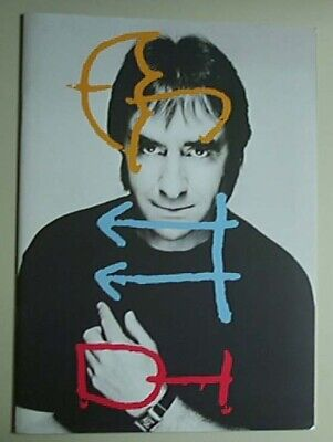 Chris De Burgh This Way Up Programme 1994/95 Tour Glossy Colour Concert Book Uk
