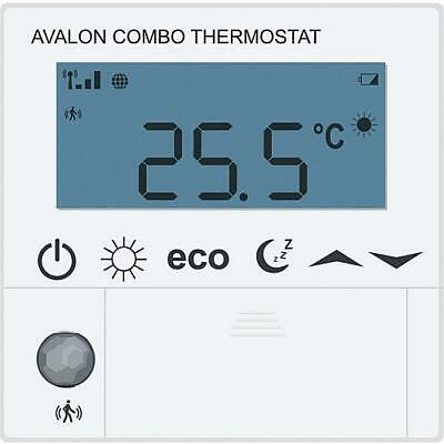Blossom-IC Funk-Raumthermostat Avalon Combo