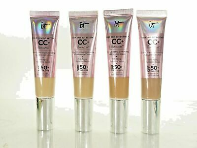 It Cosmetics Your Skin But Better Cc Cream Illumination With Spf 50+