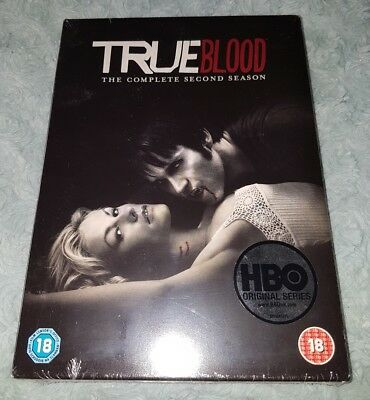 True Blood Season Two.dvd.new And Sealed.