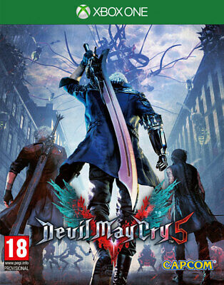 Devil May Cry 5 Xbox One ***PRE-ORDER ITEM*** Release Date: 08/03/19