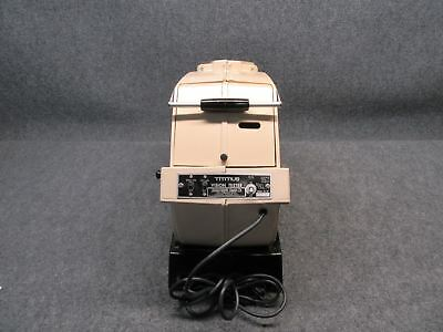 Titmus Optical Co. OV-7M Optical Eye Vision Tester W/ Cover *Tested Working*