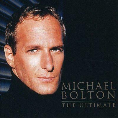 The Ultimate, Michael Bolton, New,  Audio CD, FREE & Fast Delivery