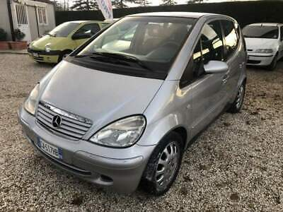 Mercedes-Benz A 160 cat Elegance GPL