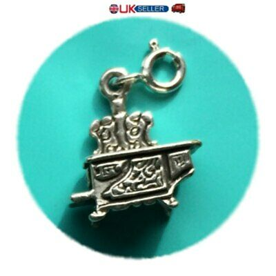 3d country kitchen aga oven house food preparation 925 silver charm 25% X sale