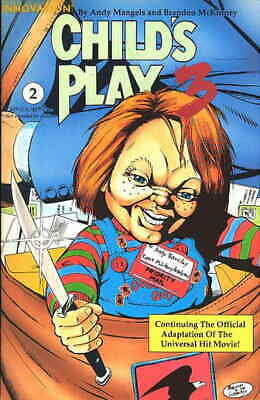 Child's Play 3 #2 VF/NM; Innovation | save on shipping - details inside