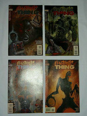SWAMP THING #s 140,141,142,143 :complete 4 issue story by Millar & Morrison.1994