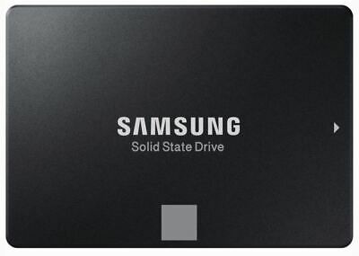 250GB Samsung 860 EVO SSD 550MB Read/520MB Write