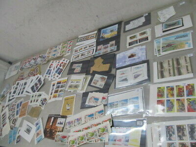 Nystamps Worldwide mint stamp & souvenir sheet collection stock page