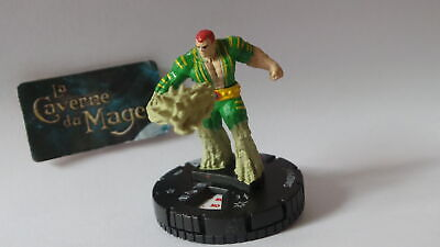 HEROCLIX MARVEL EARTH X -#006 Sandman x2 *C*