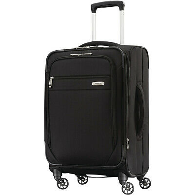 "Samsonite Advena 20"" Expandable Carry-On Spinner 3 Colors Softside Carry-On NEW"