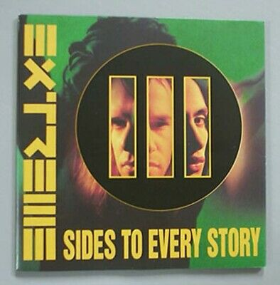 Extreme Iii Sides To Every Story Cd 14 Tracks Uk