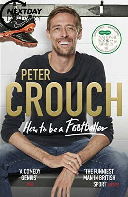 How to Be a Footballer Hardcover – 6 Sep 2018