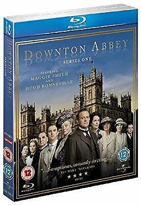 Downton Abbey Series 1 [Blu-ray] [Region Free], , Used; Very Good Blu-ray