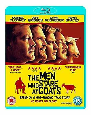 The Men Who Stare At Goats [Blu-ray] [2009], , Used; Very Good Blu-ray