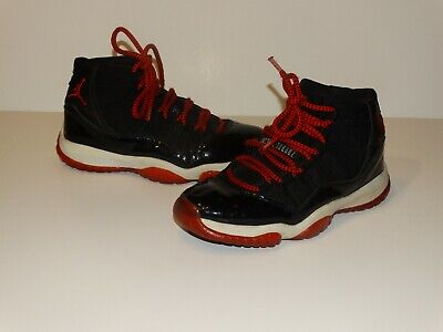 0113136476f NIKE AIR JORDAN XI 11 Retro CDP COUNTDOWN BRED BLACK RED 136046-062 ...