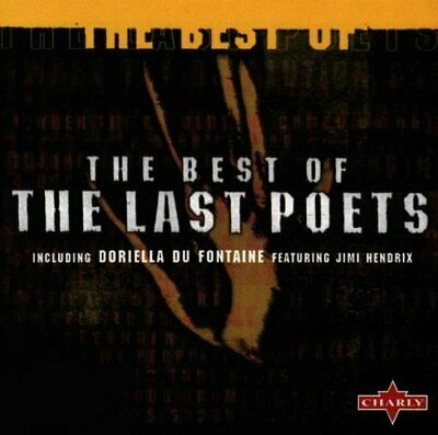 The Last Poets - The Best of - The Last Poets CD EOVG The Fast Free Shipping