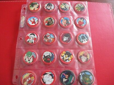 Dragon Ball z DBZ Dizk Tazo Collectable PRICE IS FOR ONE SINGLE DIZK choose