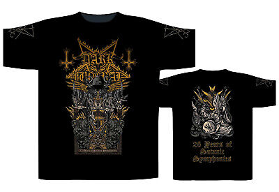 DARK FUNERAL - 25 Years Of Satanic Symphonies T-Shirt