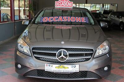 MERCEDES Classe A A 180 CDI BlueEFFICIENCY Executive