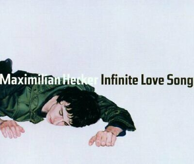 Maximilian Hecker-Infinite Love Song CD Single, Limited Edition  New