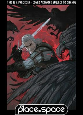 (Wk11) The Witcher: Of Flesh & Flame #4 - Preorder 13Th Mar