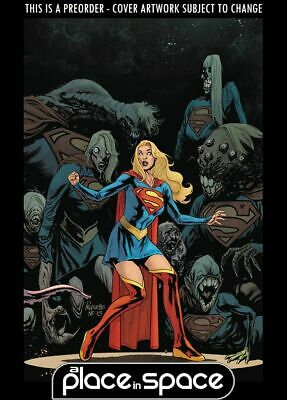 (Wk11) Supergirl, Vol. 7 #28A - Preorder 13Th Mar
