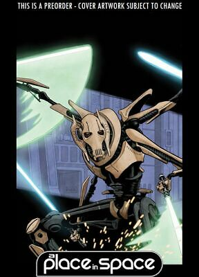 (Wk11) Star Wars Age Of Republic: General Grievous #1A - Preorder 13Th Mar