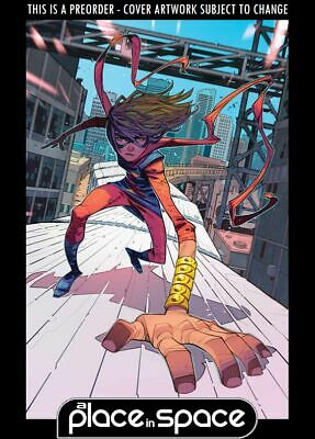 (Wk11) Magnificent Ms Marvel #1A - Preorder 13Th Mar