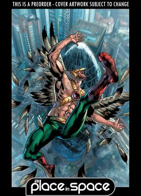 (Wk11) Hawkman, Vol. 5 #10A - Preorder 13Th Mar