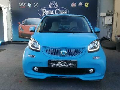 Smart forTwo 90 0.9 Turbo tailormed all. brabrus