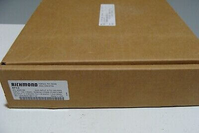 Nib Richmond Afc2 P/n 4005186 Air Flow Controller 5/100Psig  New