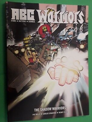 ABC WARRIORS : The Shadow Warriors / PAT MILLS - Carlos Ezquerra / 2000 AD / VF